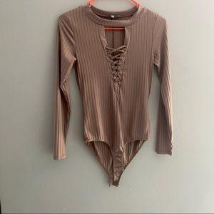 Charlotte Russe body suit, extra small